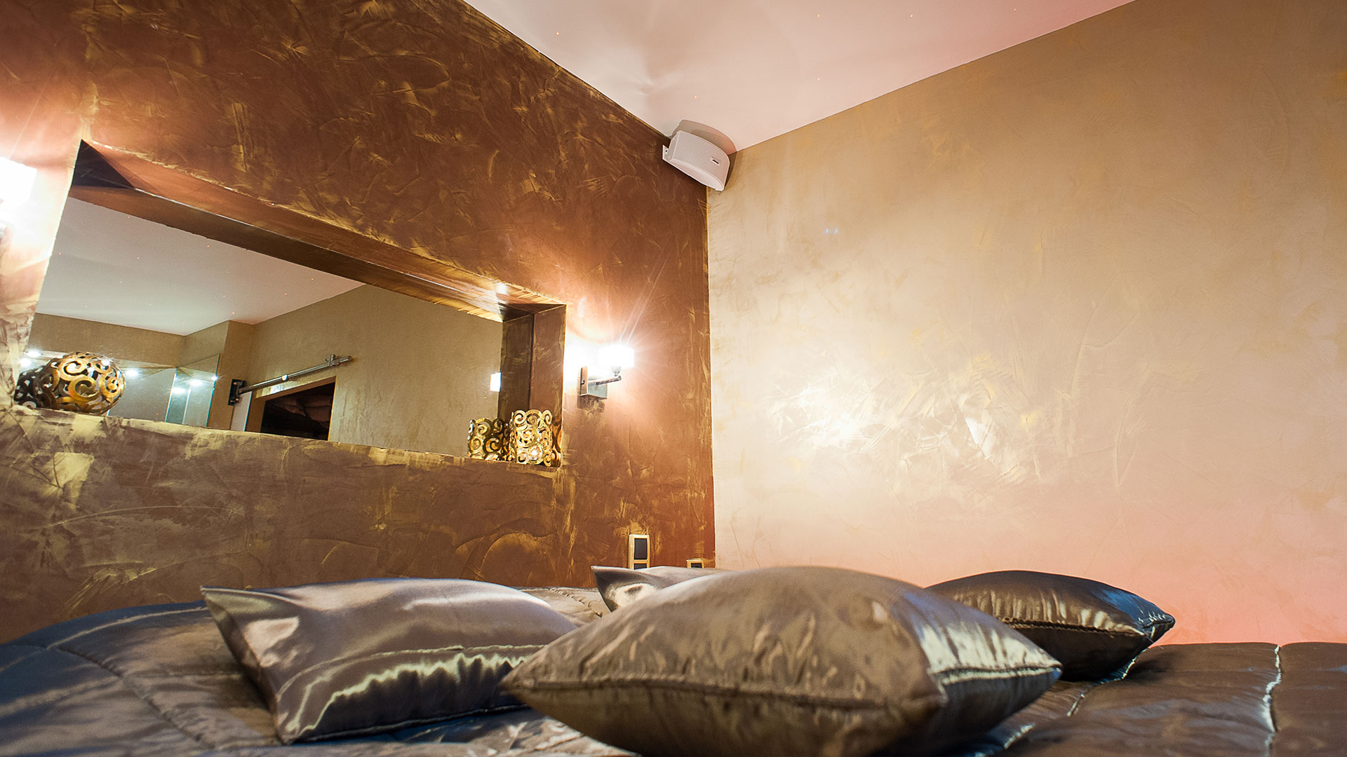lit confortable chambre hote montpellier